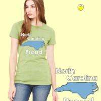 NC Carolina Blue State